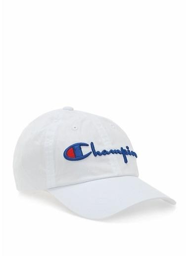 Champion Şapka Beyaz